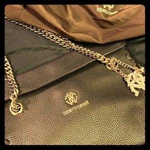 Authentic Roberto Cavalli Medium sized handbag